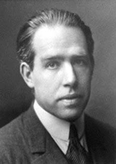Photo of Niels Bohr
