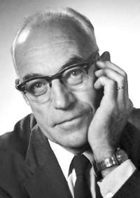 Photo of John Eccles