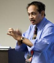 Photograph of V. S. Ramachandran